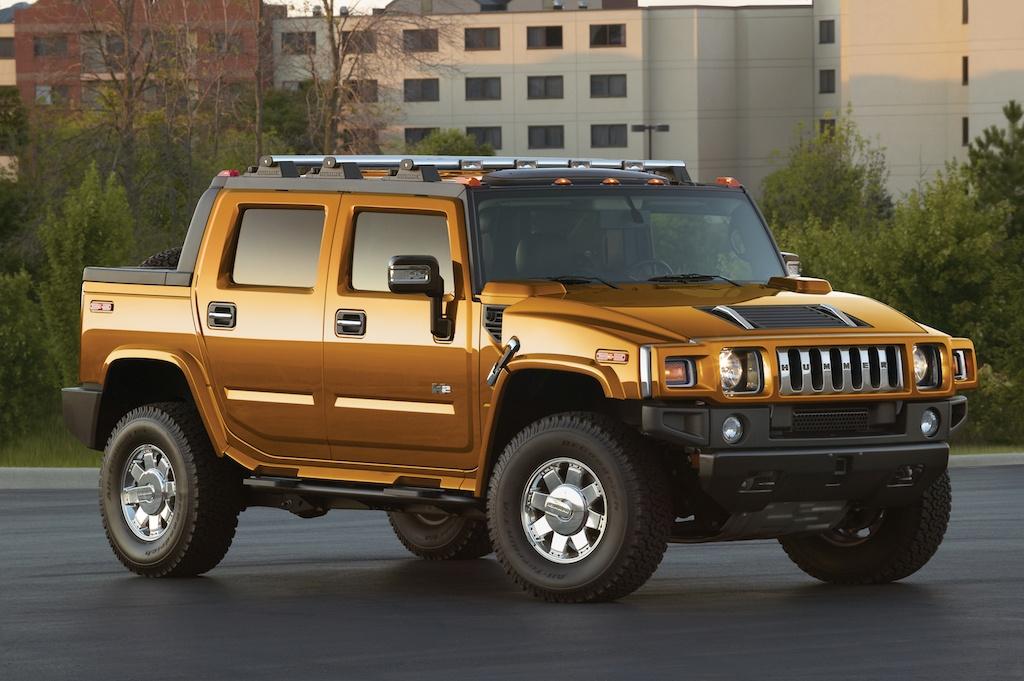 2006 Hummer H2T
