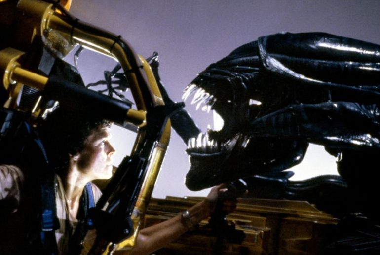Aliens - 1986 movie