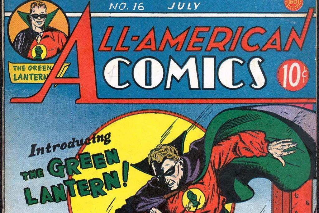 All-American Comics #16 - DC