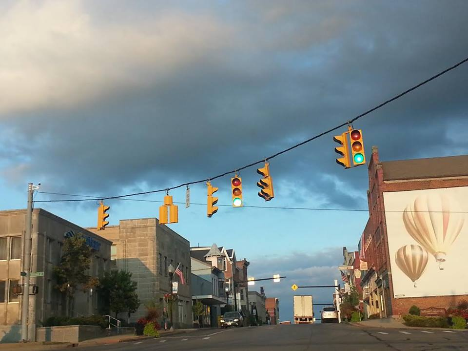 Downtown Ashland, Ohio