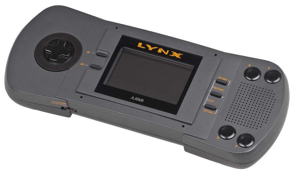 Atari's handheld gaming system