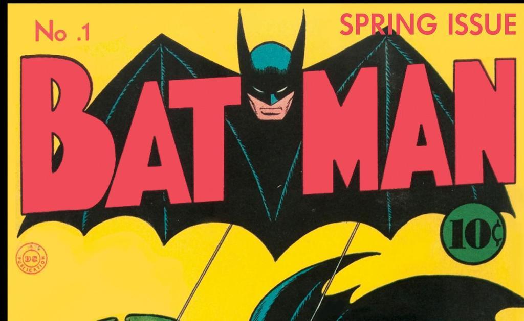 Batman #1 - DC Comics