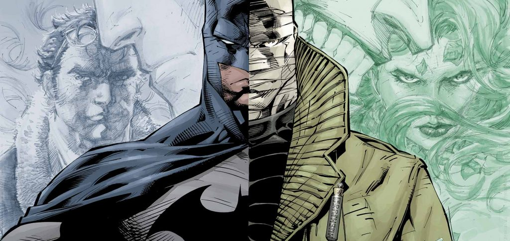 Batman - Hush comic series