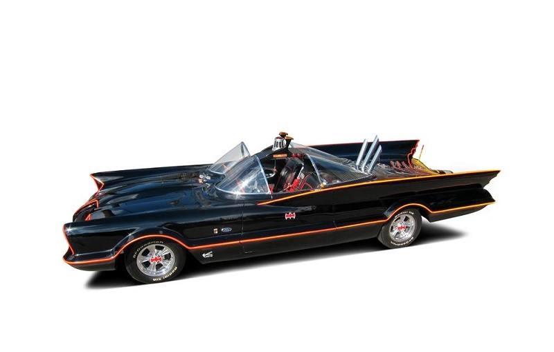 Batmobile Lincoln Futura