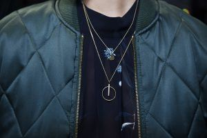 The Right Way to Wear a Bomber Jacket