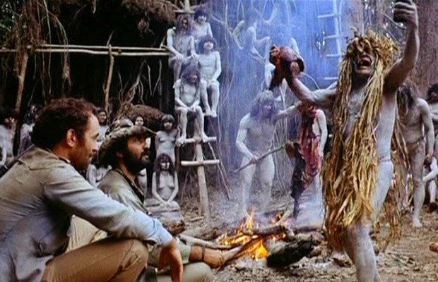 Cannibal Holocaust was shocking to many
