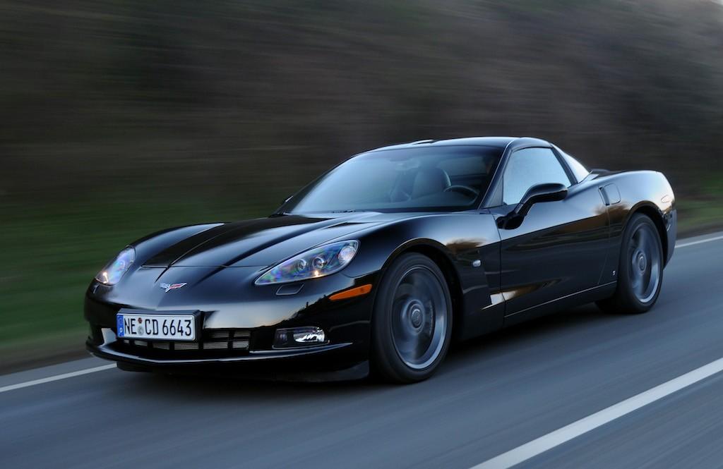 2008 Corvette C6