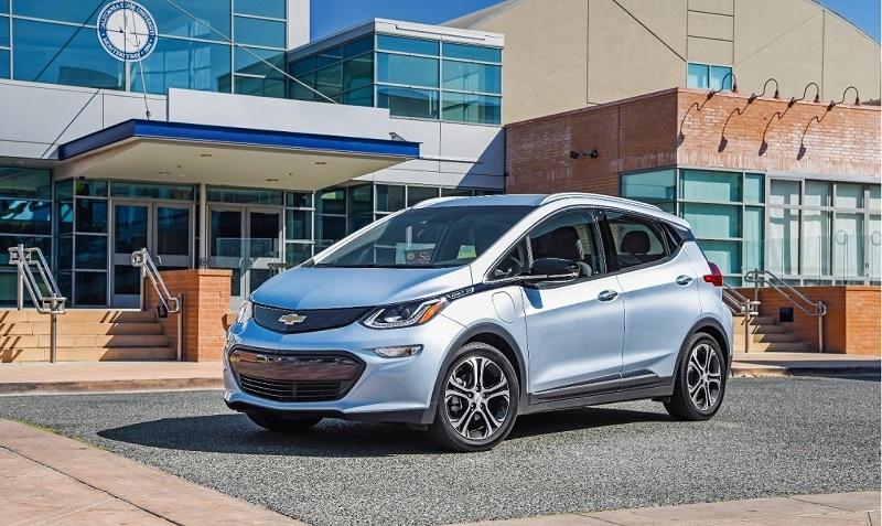 2017 Chevrolet Bolt | General Motors