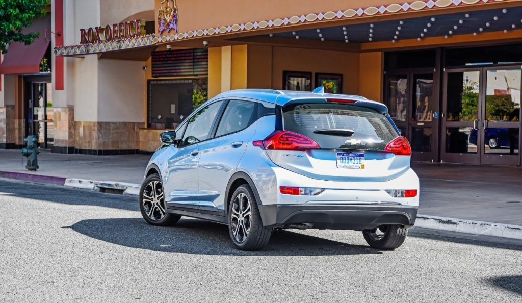 With the Chevrolet Bolt EV debut, Detroit took the lead in affordable electric cars