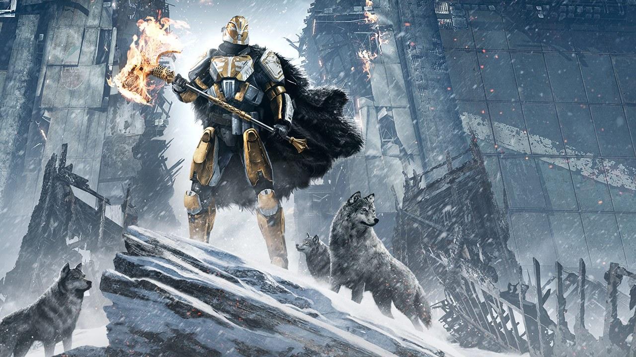'Destiny: Rise of Iron'