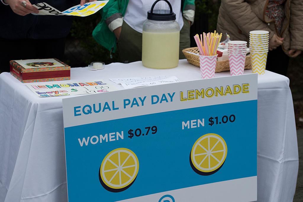 equal pay