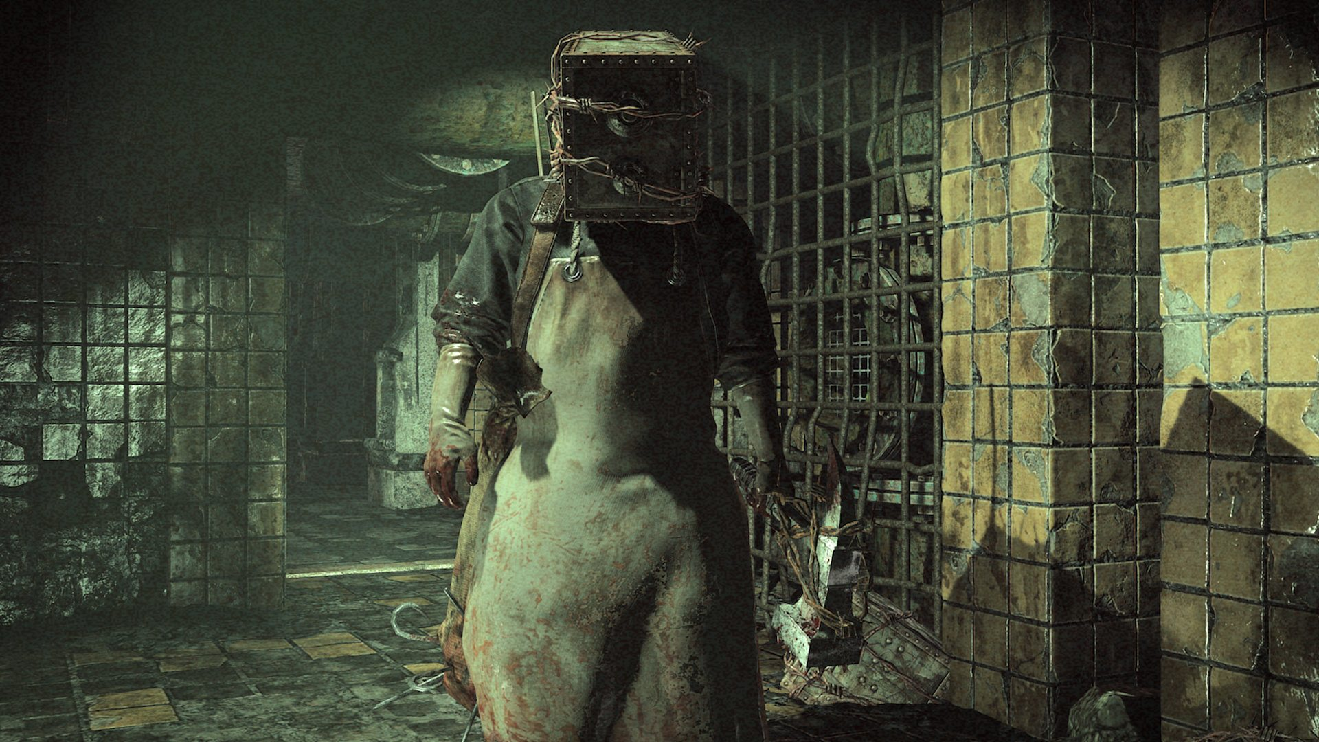 Monster from 'The Evil Within'
