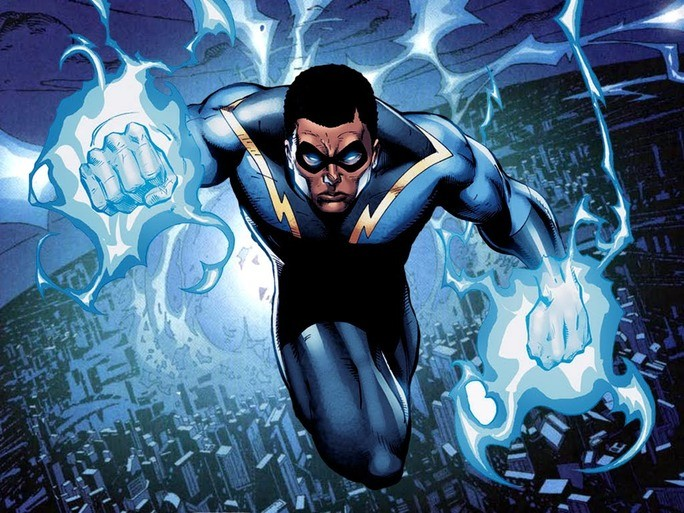 Black Lightning Lands At FOX