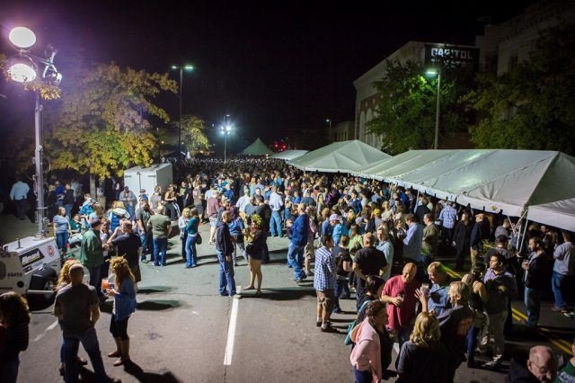 Fresh Hop Ale Festival in Yakima, Washington