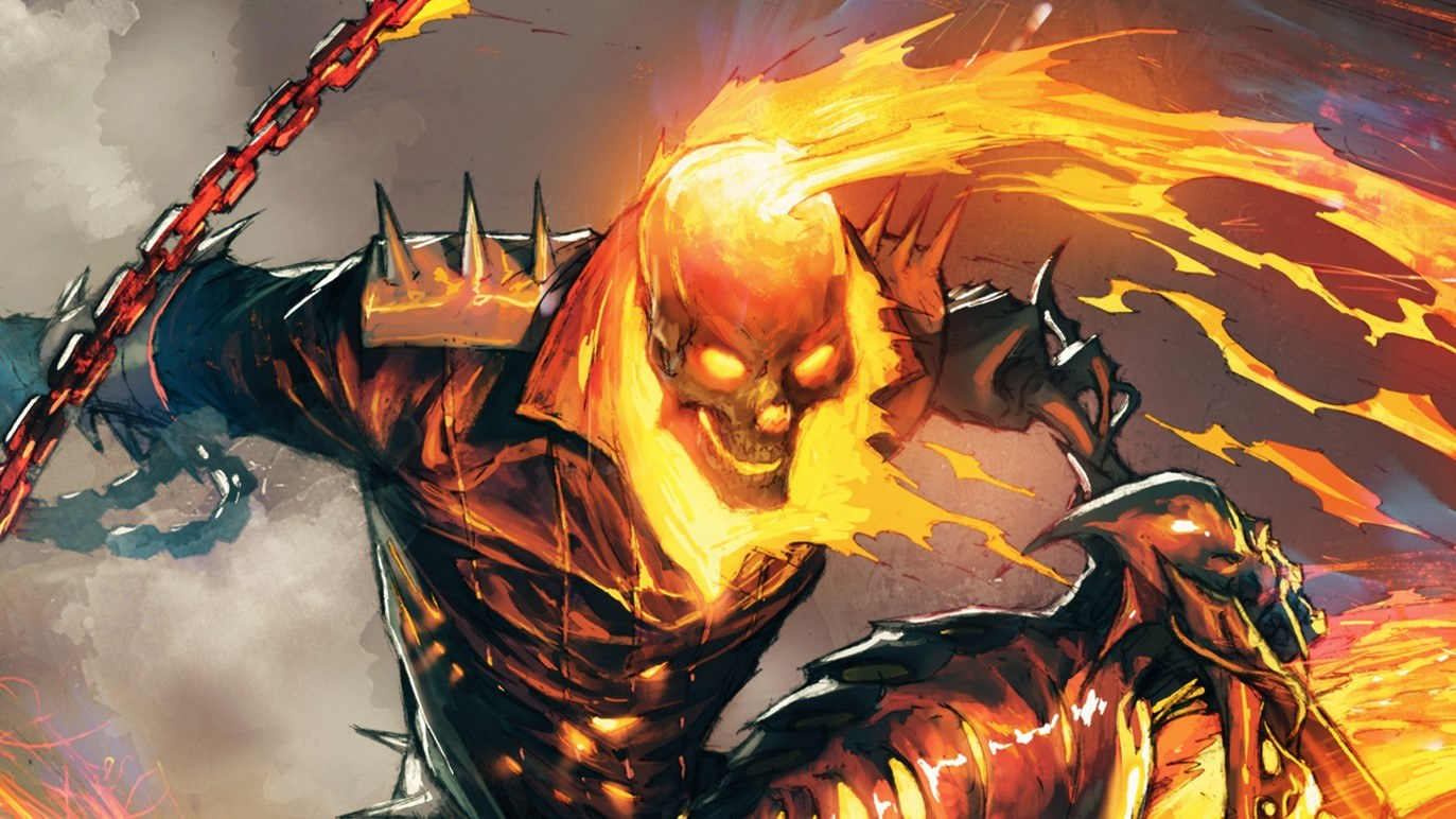 Ghost Rider - Marvel Comics