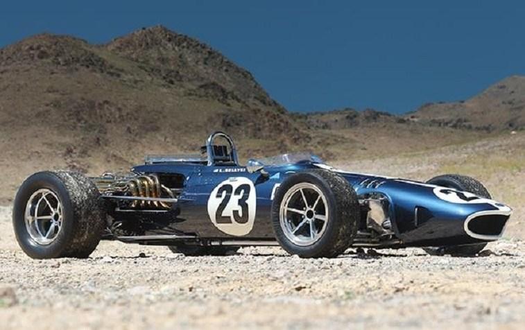 1966 AAR Gurney-Weslake Eagle MK1