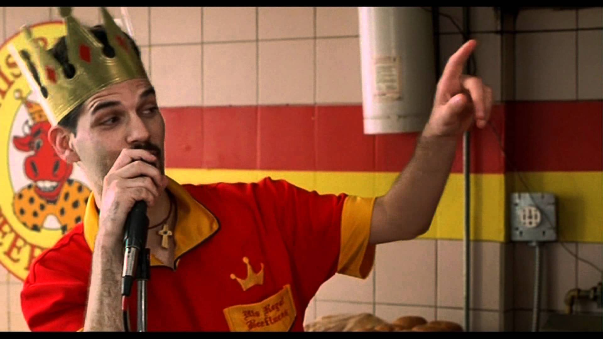 'Scarface' from Half Baked stomps all over his employer's attempts at employee retention