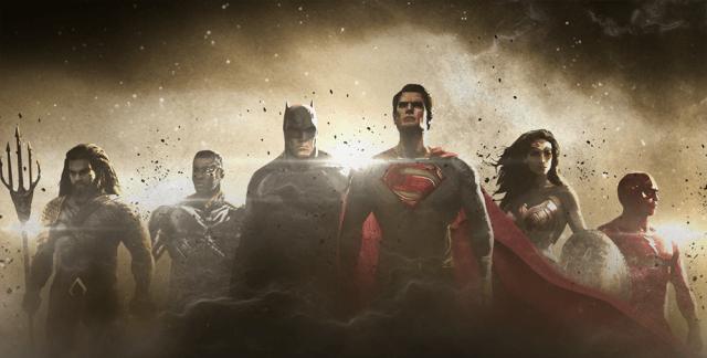 Justice League concept art | Warner Bros.