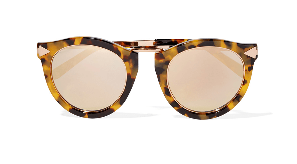 sunglasses from Karen Walker