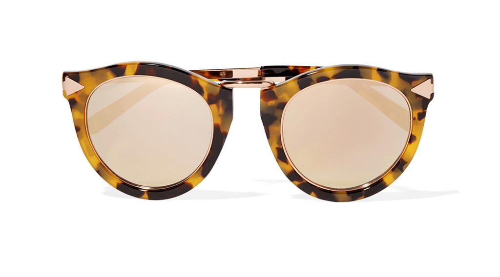 sunglasses from Karen Walker