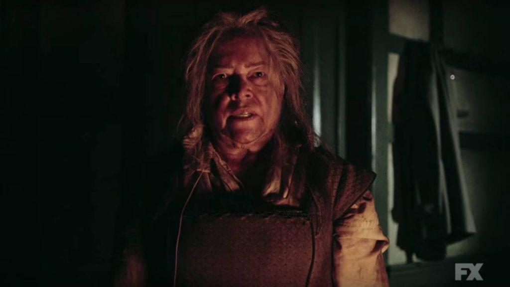 Kathy Bates - American Horror Story Season 6