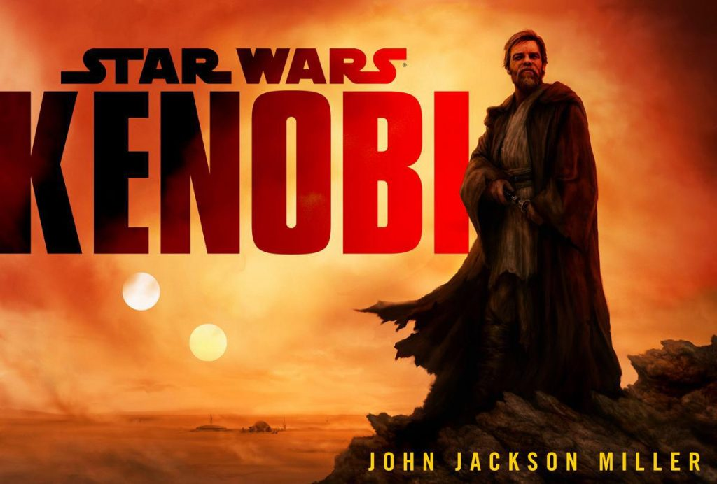 Kenobi Star Wars Novel