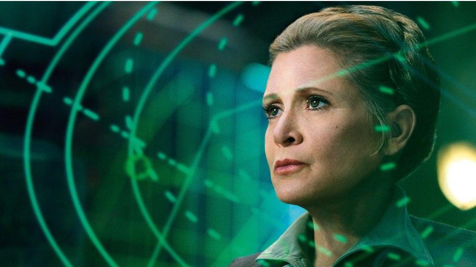 Princess Leia - Star Wars: The Force Awakens