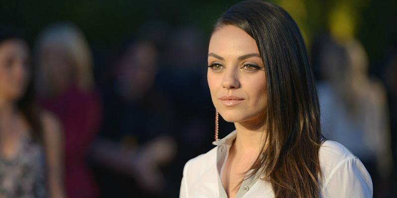 Mila Kunis, hollywood stars, Chris Weeks/Getty Images
