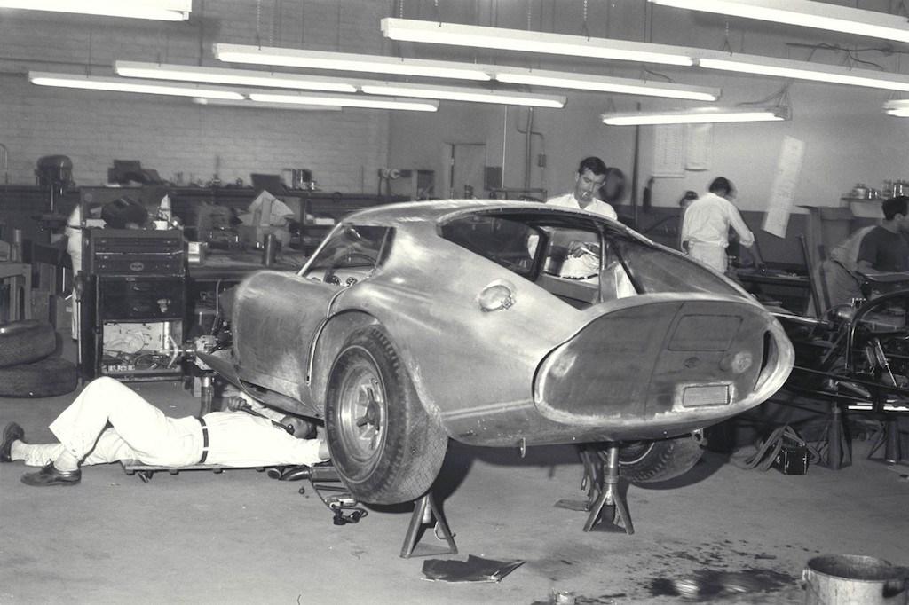 1963 Shelby Daytona Coupe