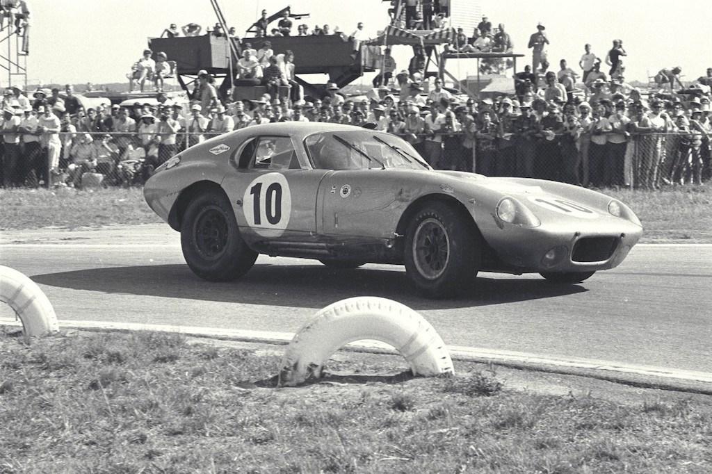 Shelby Daytona Coupe at Sebring, 1964