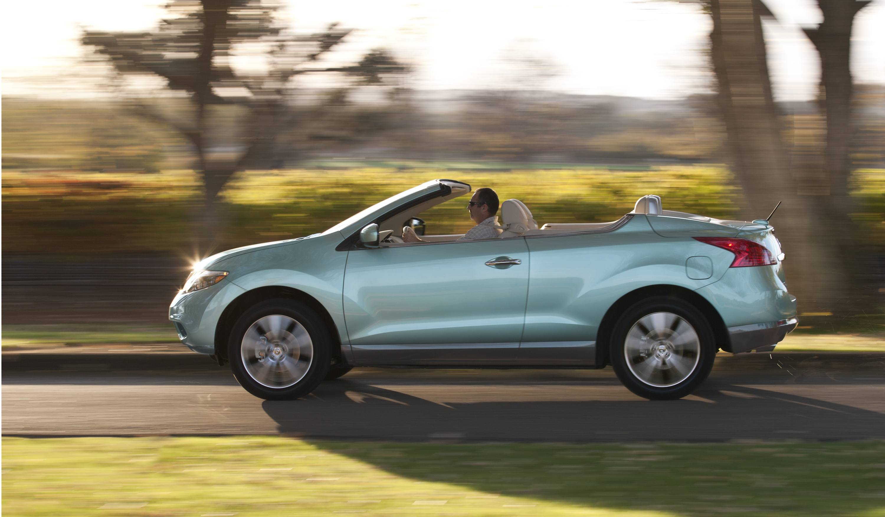 The confounding Nissan Murano CrossCabriolet