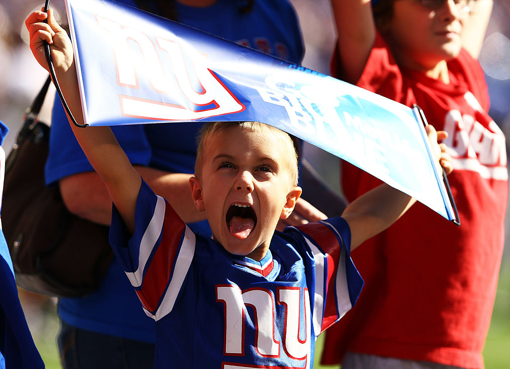 new york giants fan