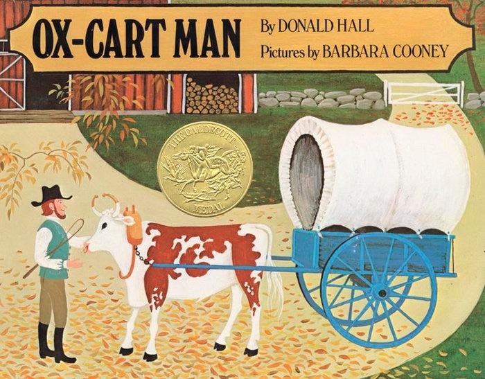 Ox-Cart Man