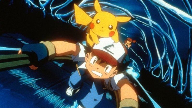 Pokemon cartoon