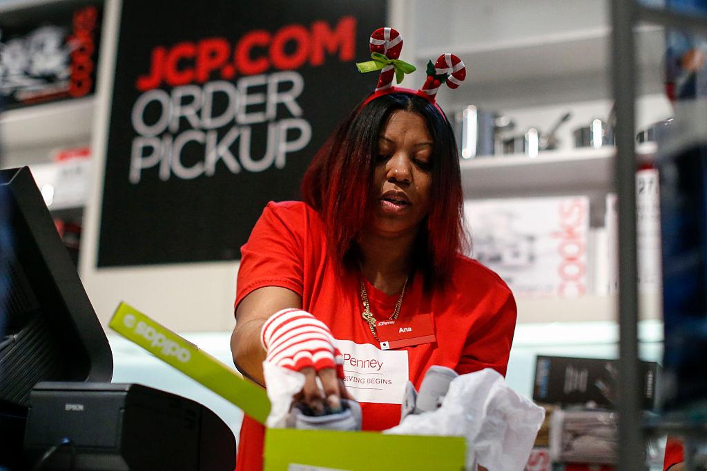 retail cashier
