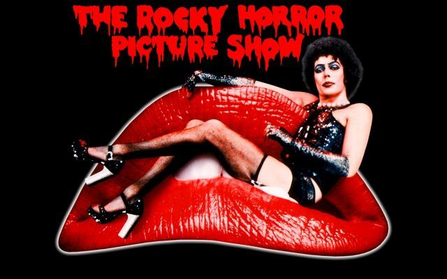 The Rocky Horror Picture Show is a well-known cult movie