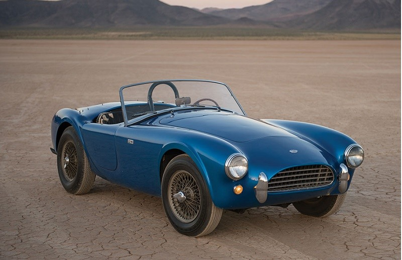 1962 Shelby 260 Cobra CSX 2000