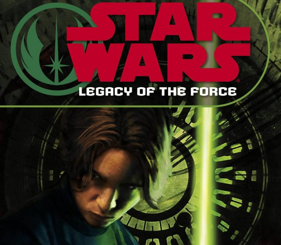 Star Wars: Legacy of the Force Novel