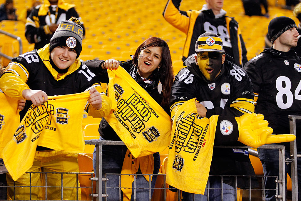 Pittsburgh Steelers fans