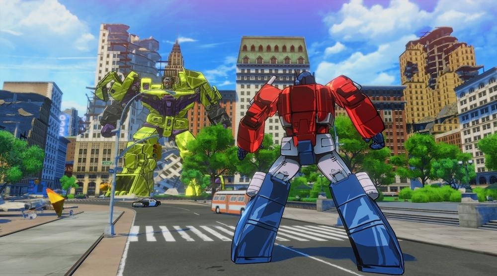 'Transformers: Devastation'