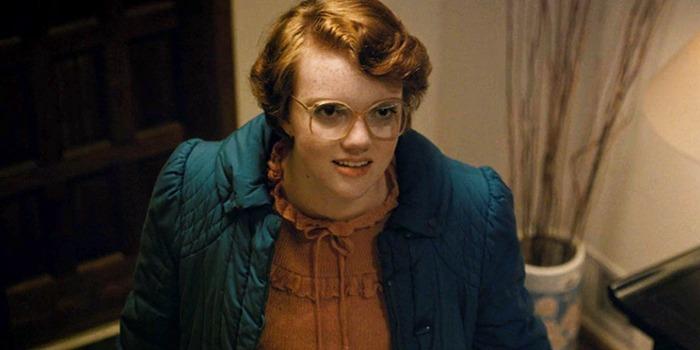 Barb in Stranger Things   Netflix