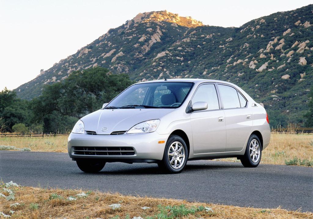 2001 Toyota Prius   Toyota
