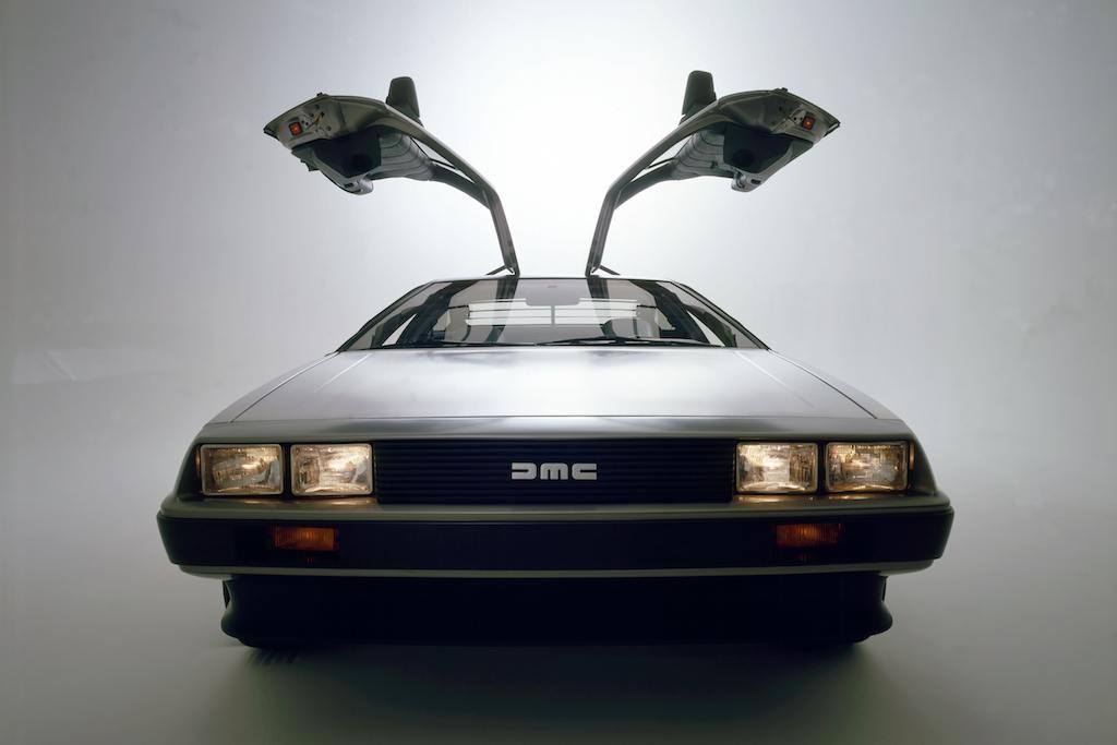 DeLorean DMC-12   DeLorean Motor Company
