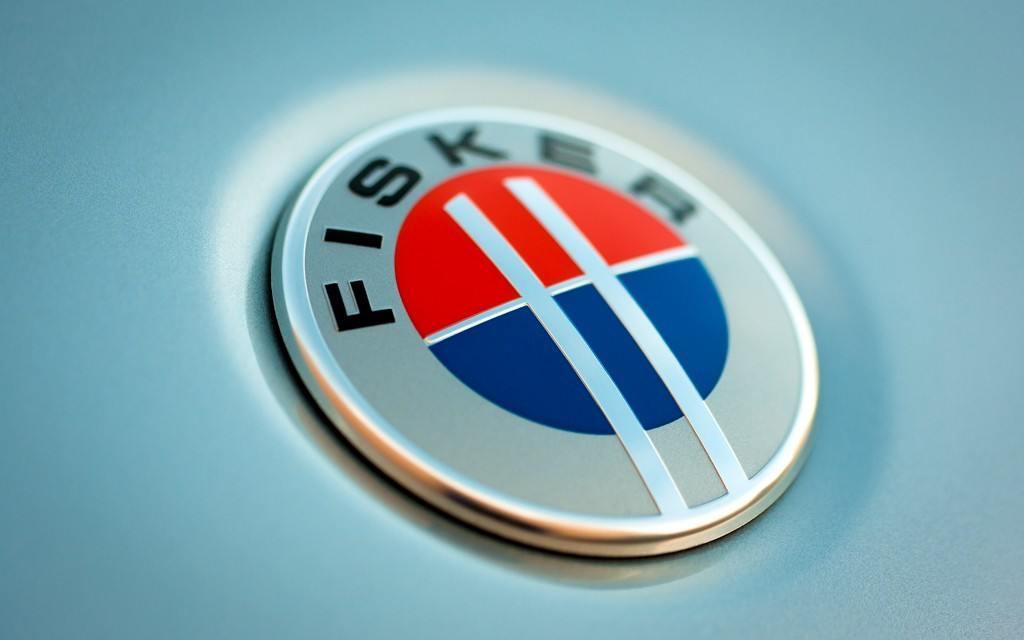 Fisker badge