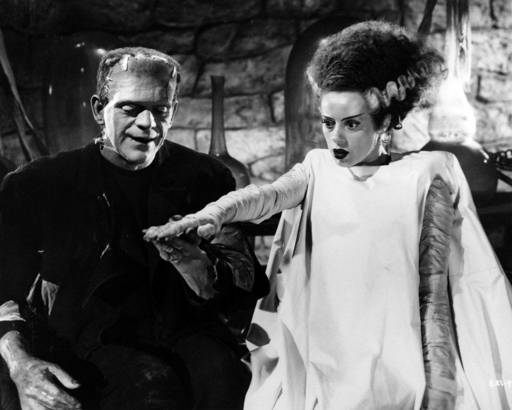 Bride of Frankenstein universal's monster universe