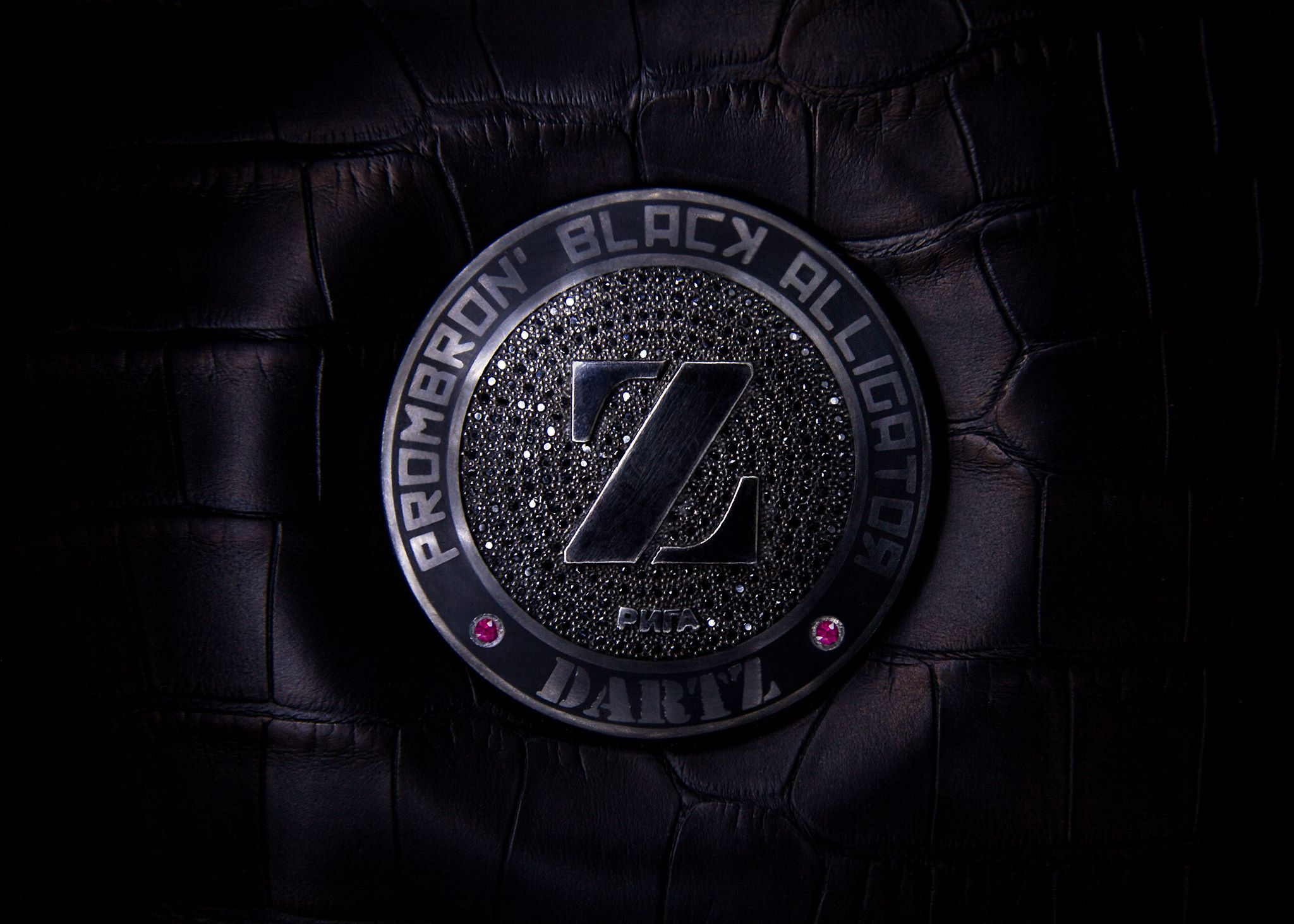 Dartz Prombron Black Shark steering wheel | Dartz