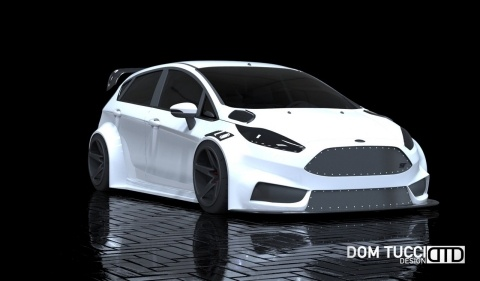 Dom Tucci Focus RS SEMA Concept | Ford