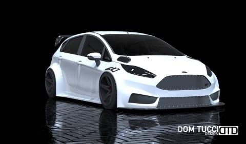 Dom Tucci Focus RS SEMA Concept   Ford