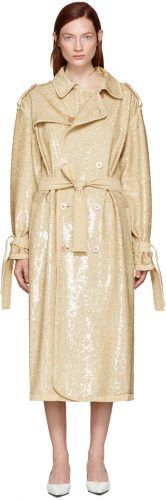 trendsetting trench coats