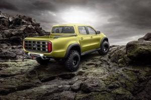 Mercedes-Benz X-Class Pickup Isn't a U.S. Product, for Now